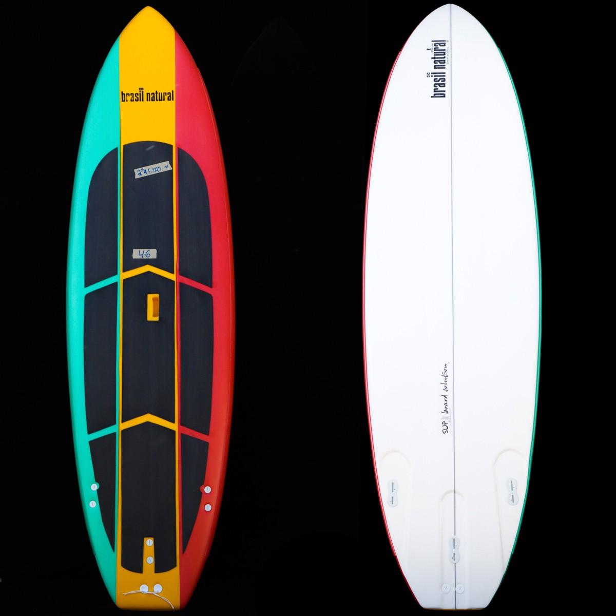 Prancha de stand up paddle 10 pés soft + kit remada - Outlet 46