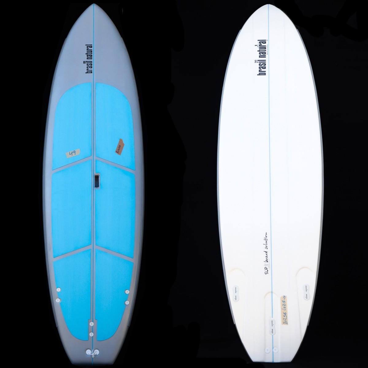 Prancha de stand up paddle 10 pés soft + kit remada - Outlet 49