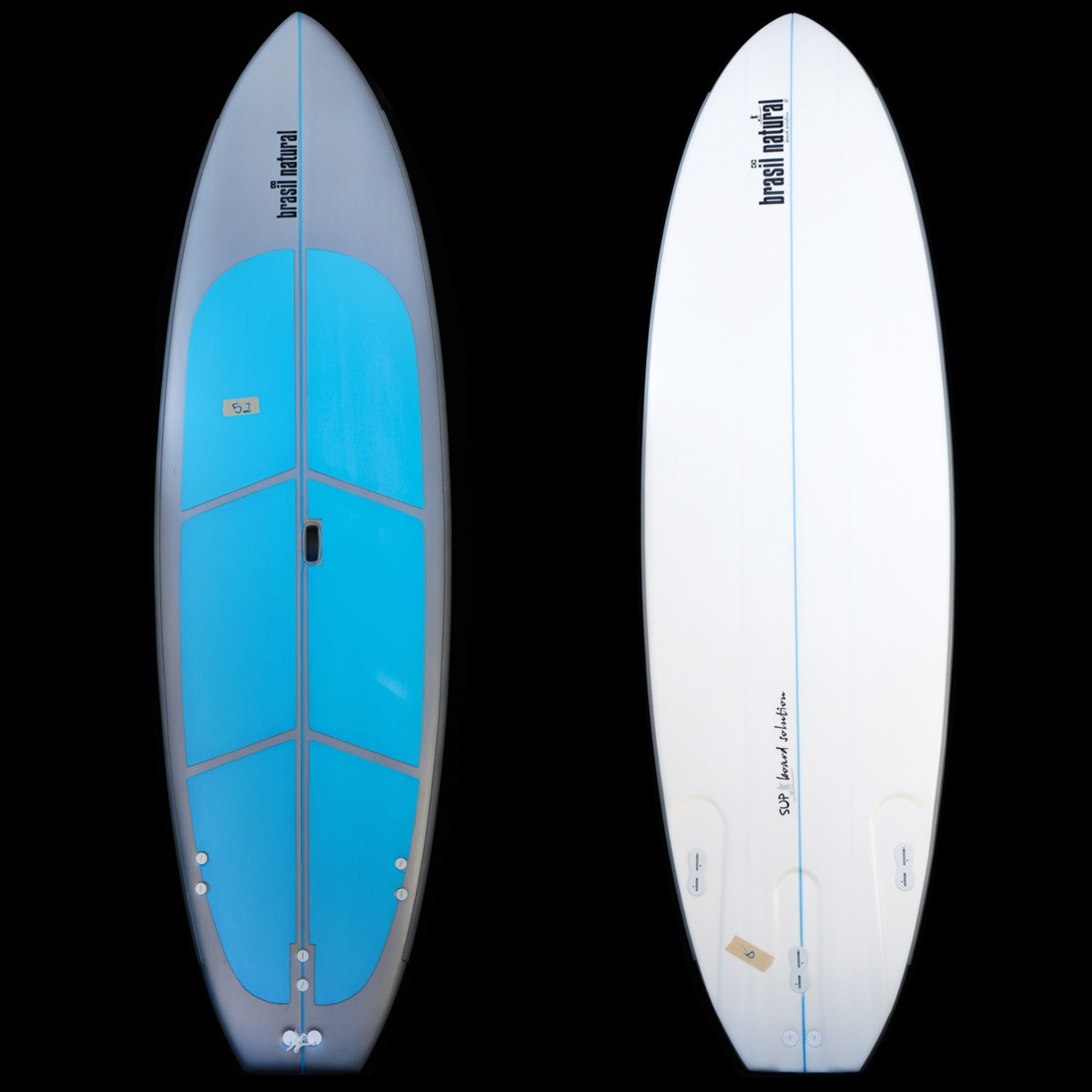 Prancha de stand up paddle 10 pés soft + kit remada - Outlet 52