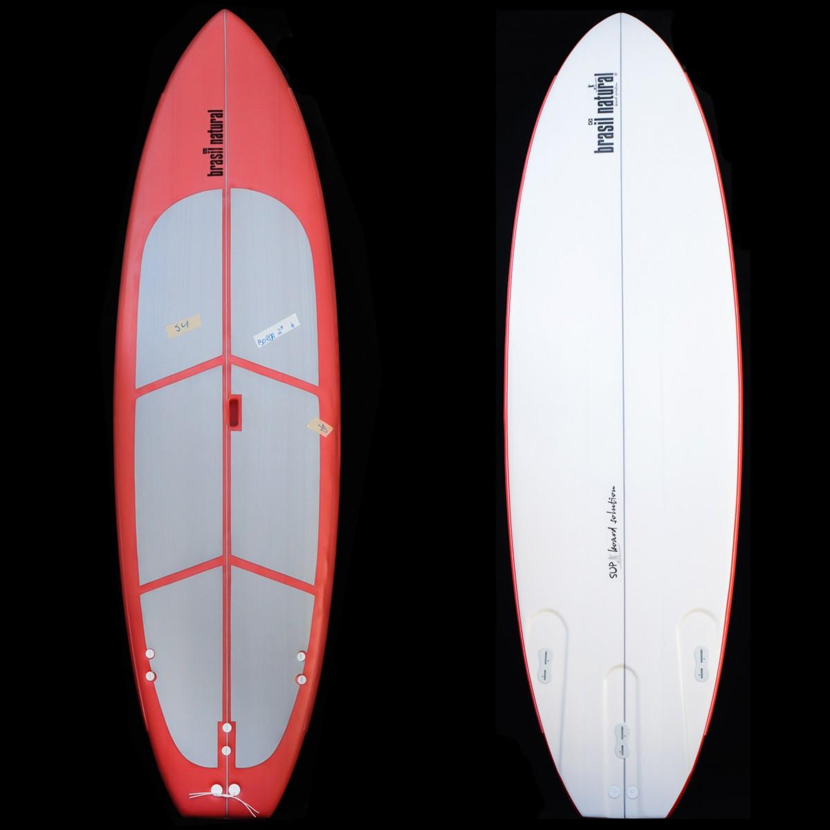Prancha de stand up paddle 10 pés soft + kit remada - Outlet 54