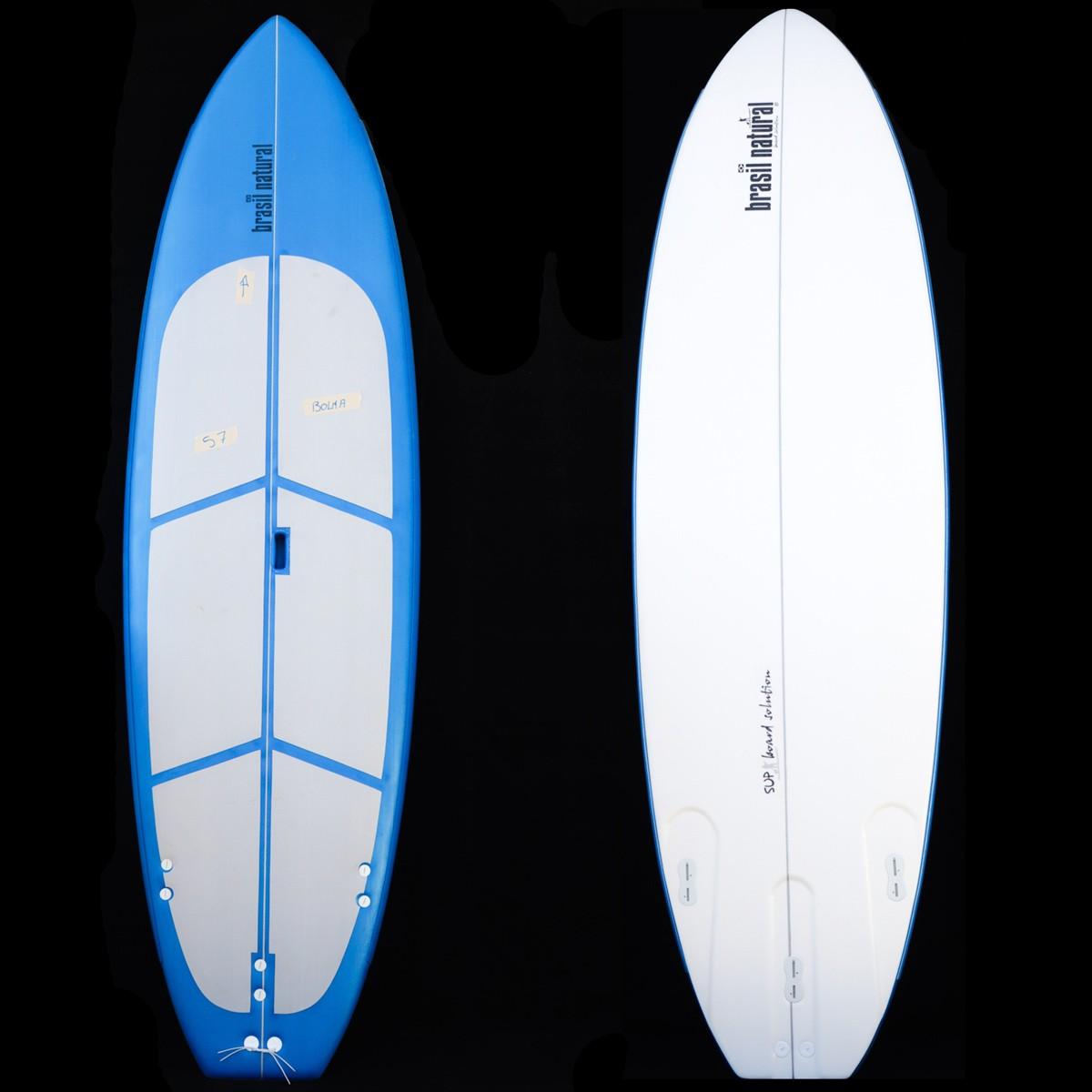 Prancha de stand up paddle 10 pés soft + kit remada - Outlet 57