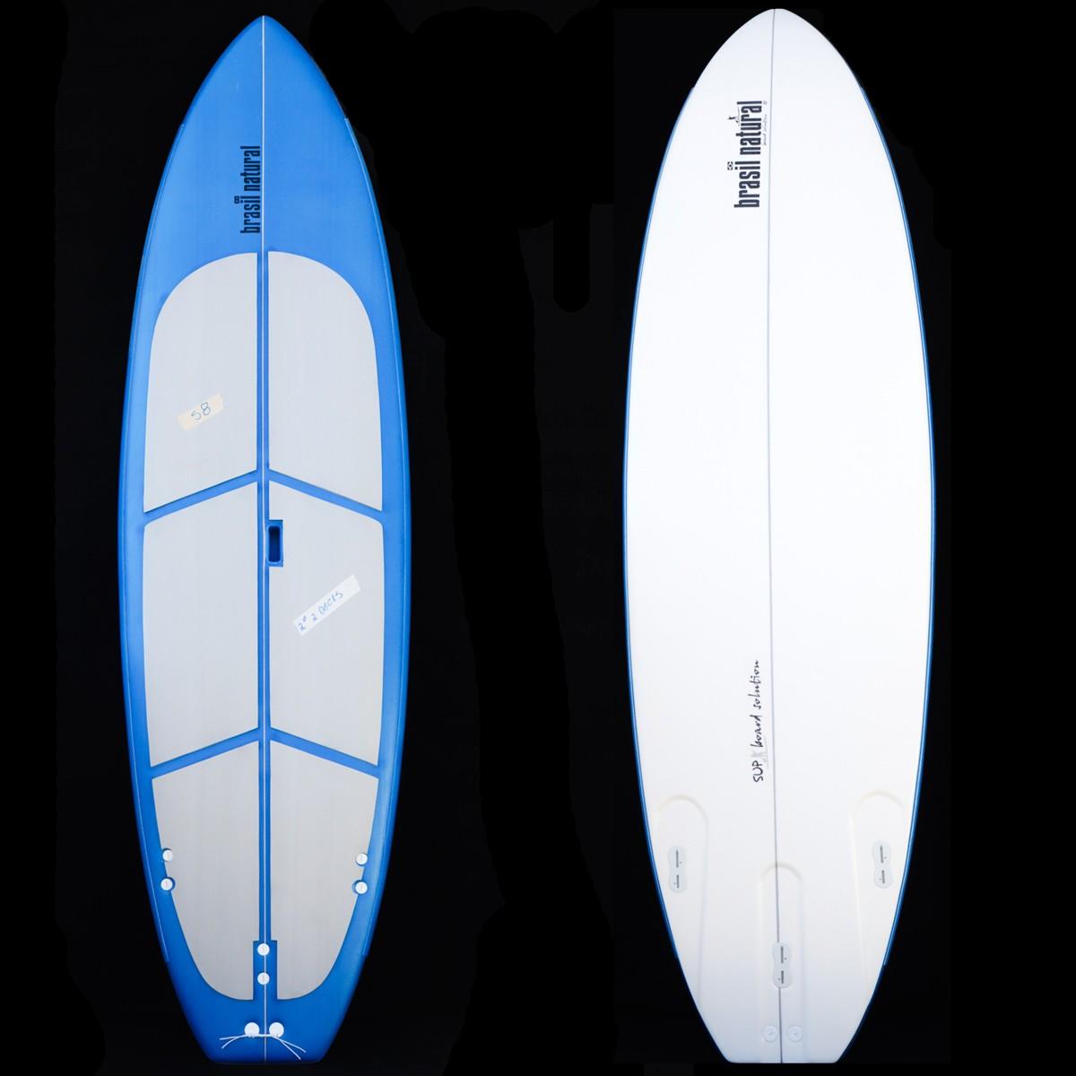 Prancha de stand up paddle 10 pés soft + kit remada - Outlet 58