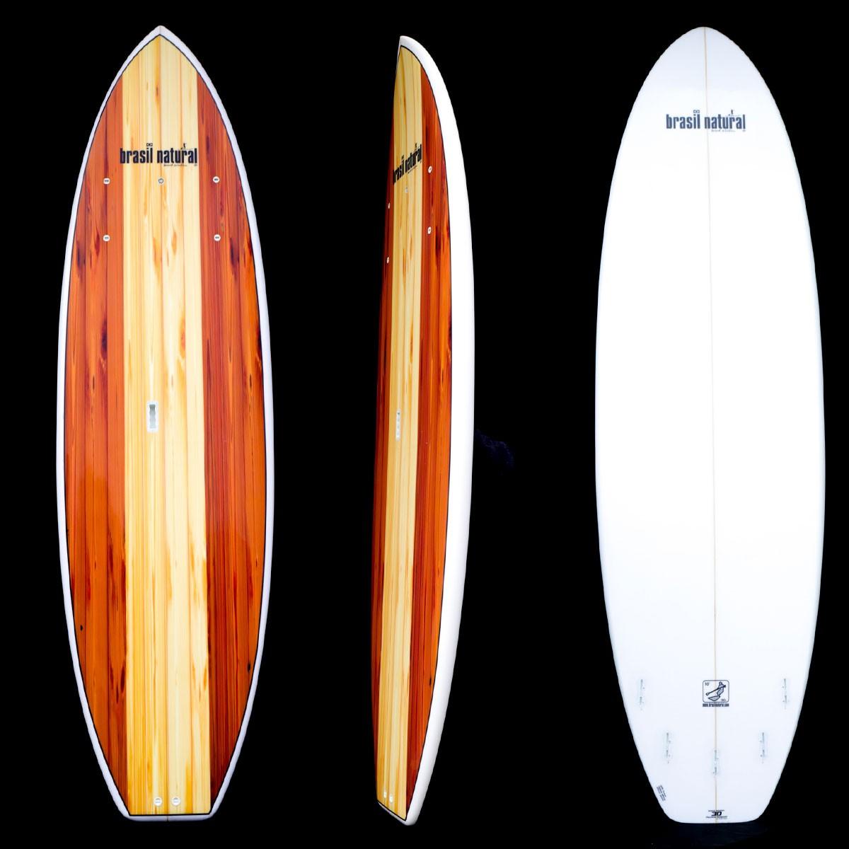Prancha de stand up paddle 11 pés rígido fibra + kit remada