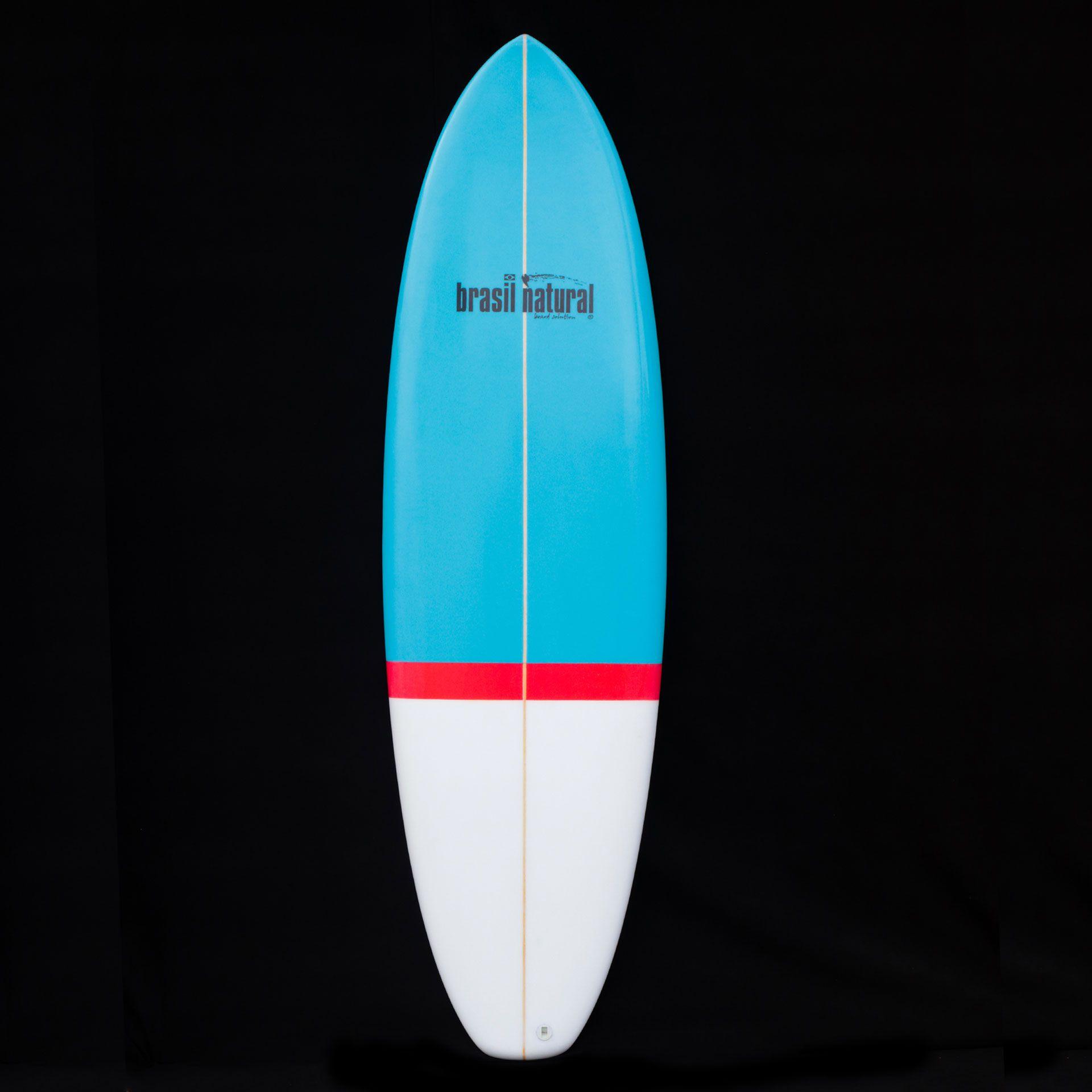 Prancha de surf fibra 5.8 Brasil Natural