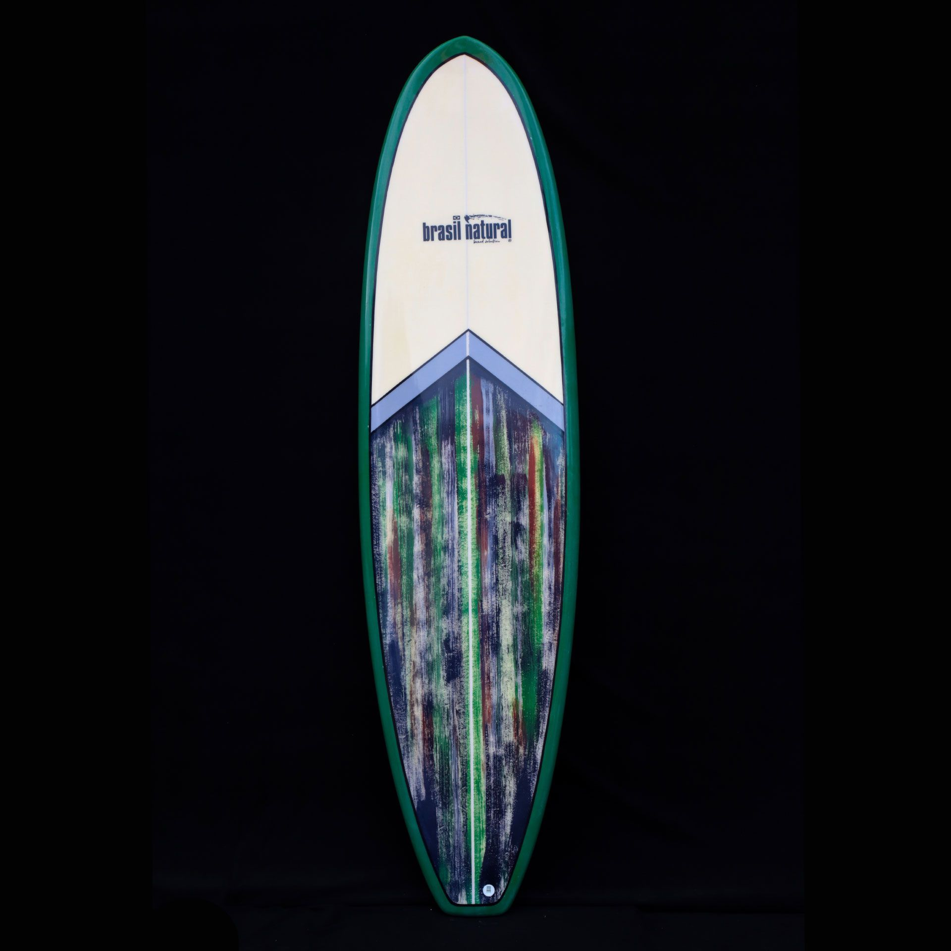 Prancha de surf fibra 6.6 Brasil Natural