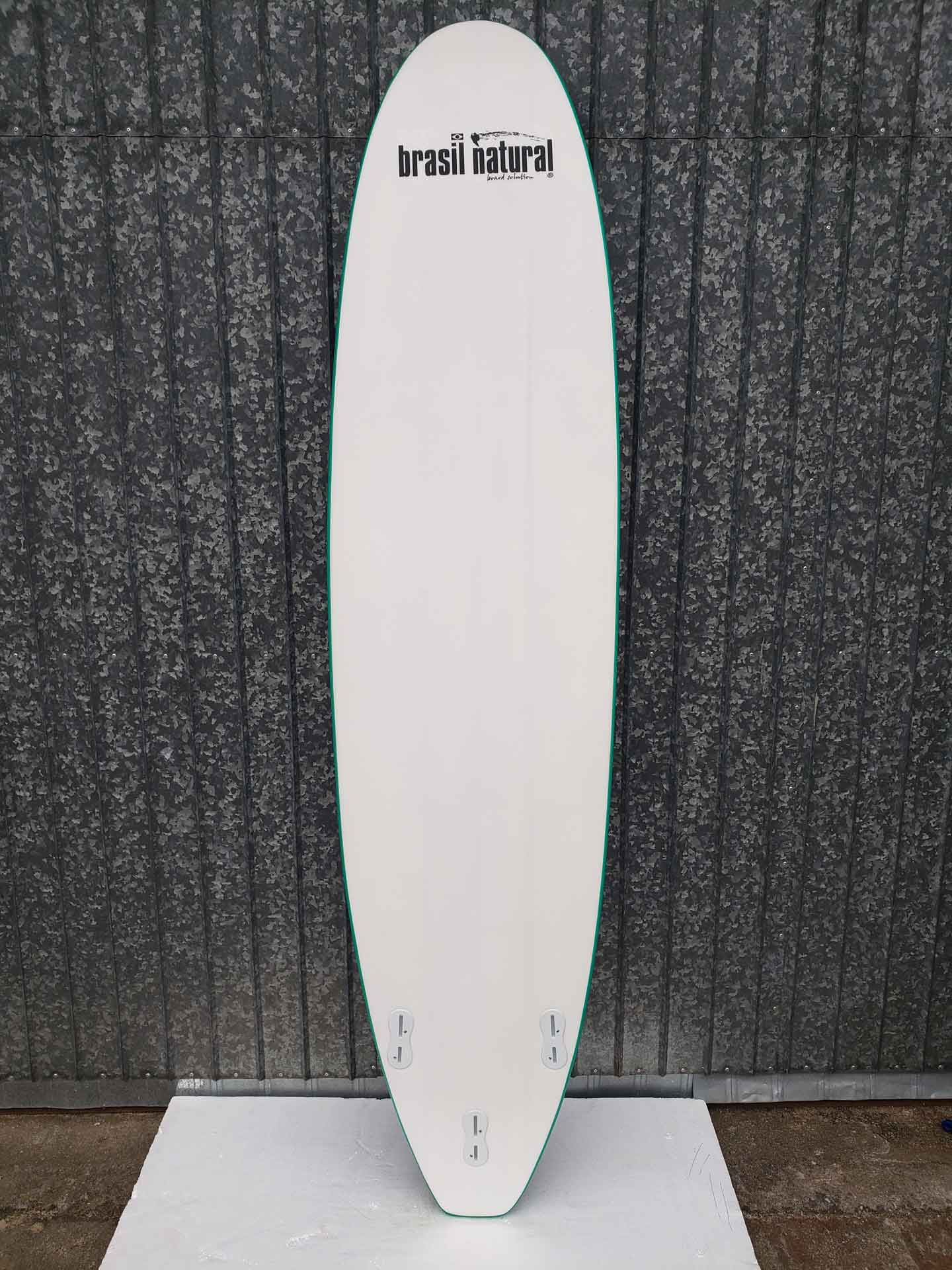 Prancha de surf FUN 7.6 + kit surf - outlet 10