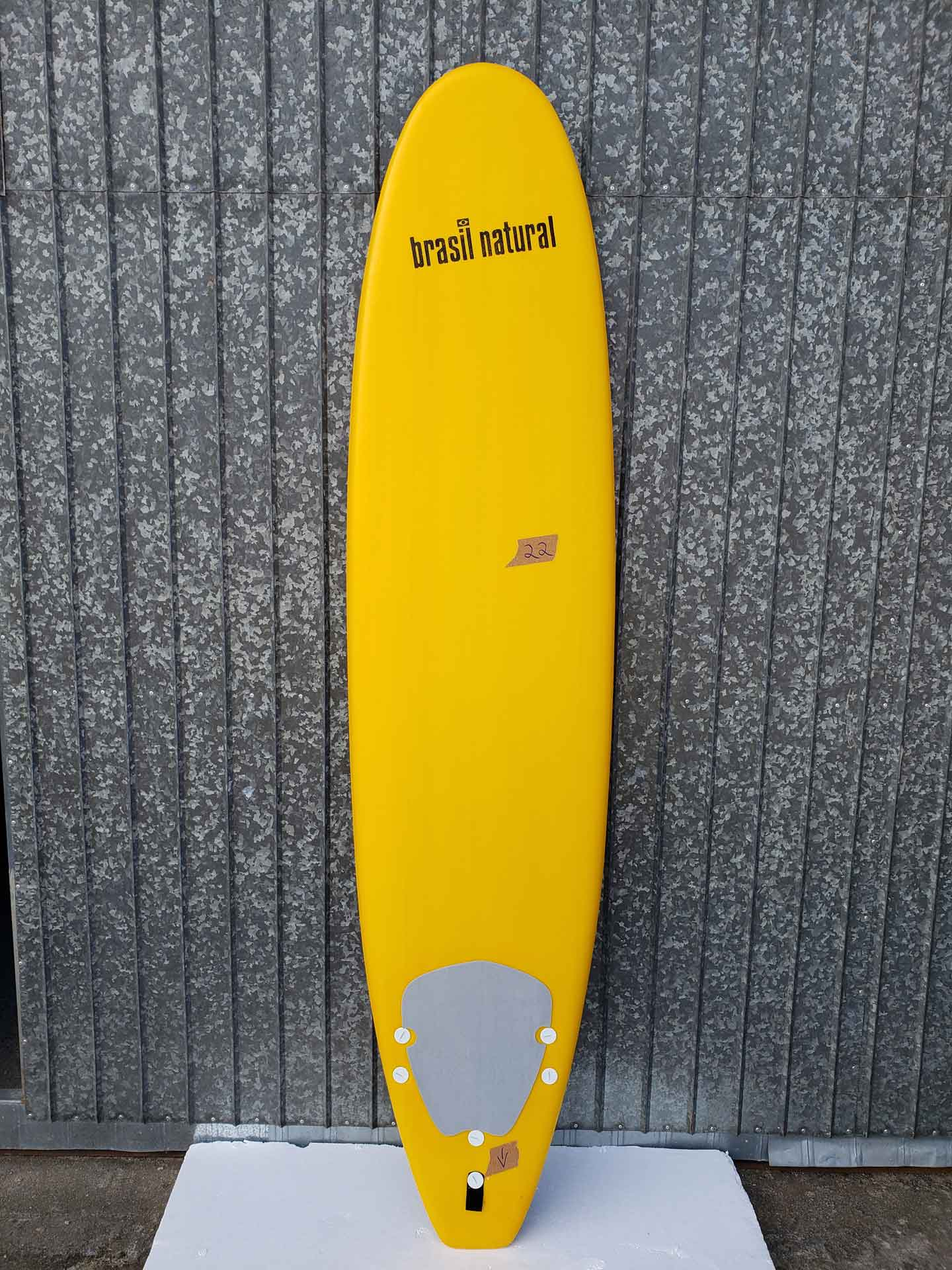 Prancha de surf FUN 7.6 + kit surf - outlet 22