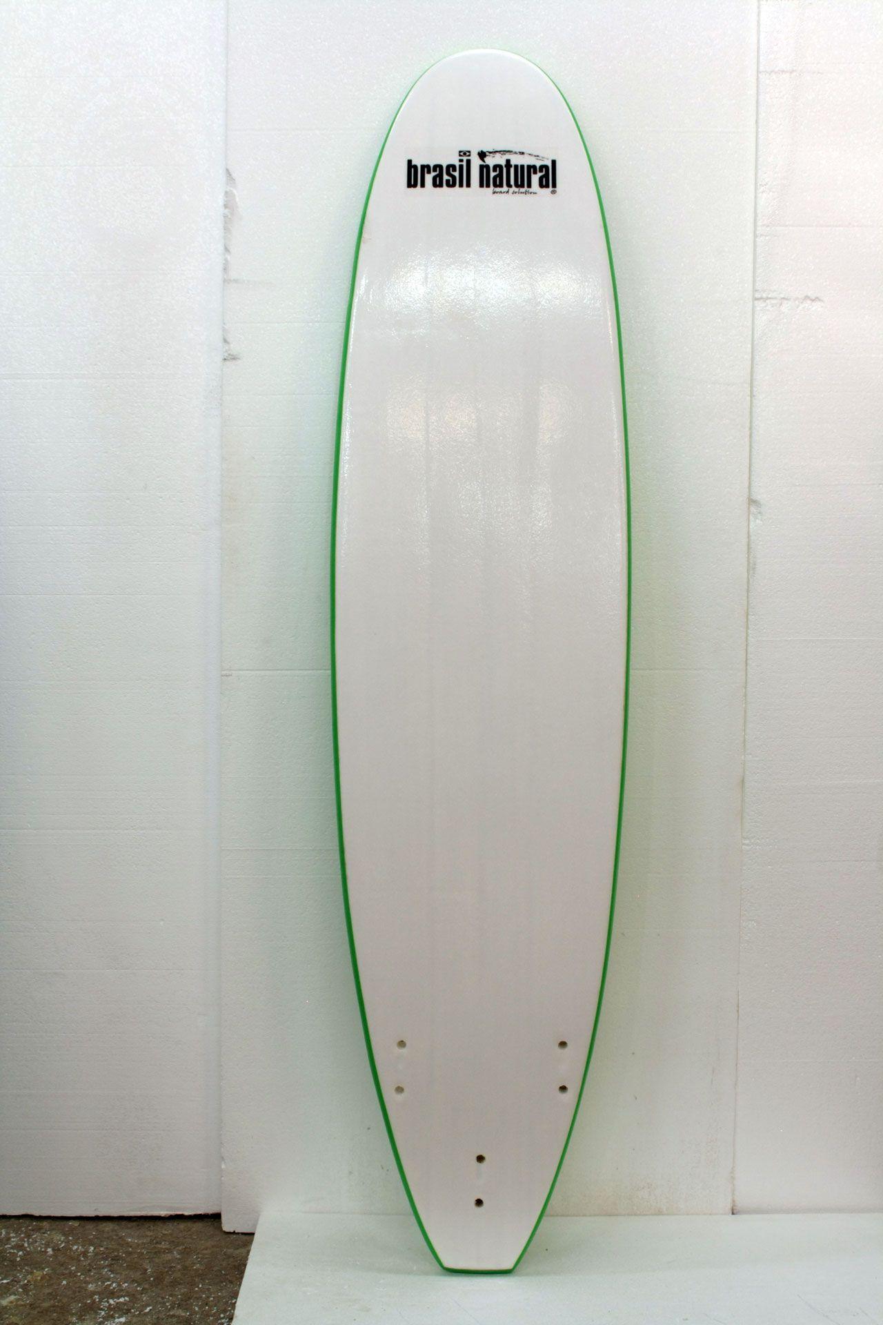 073b68a70 ... Prancha de surf fun board 7.6 Semi Nova + kit surf - Brasil Natural -  Brasil ...