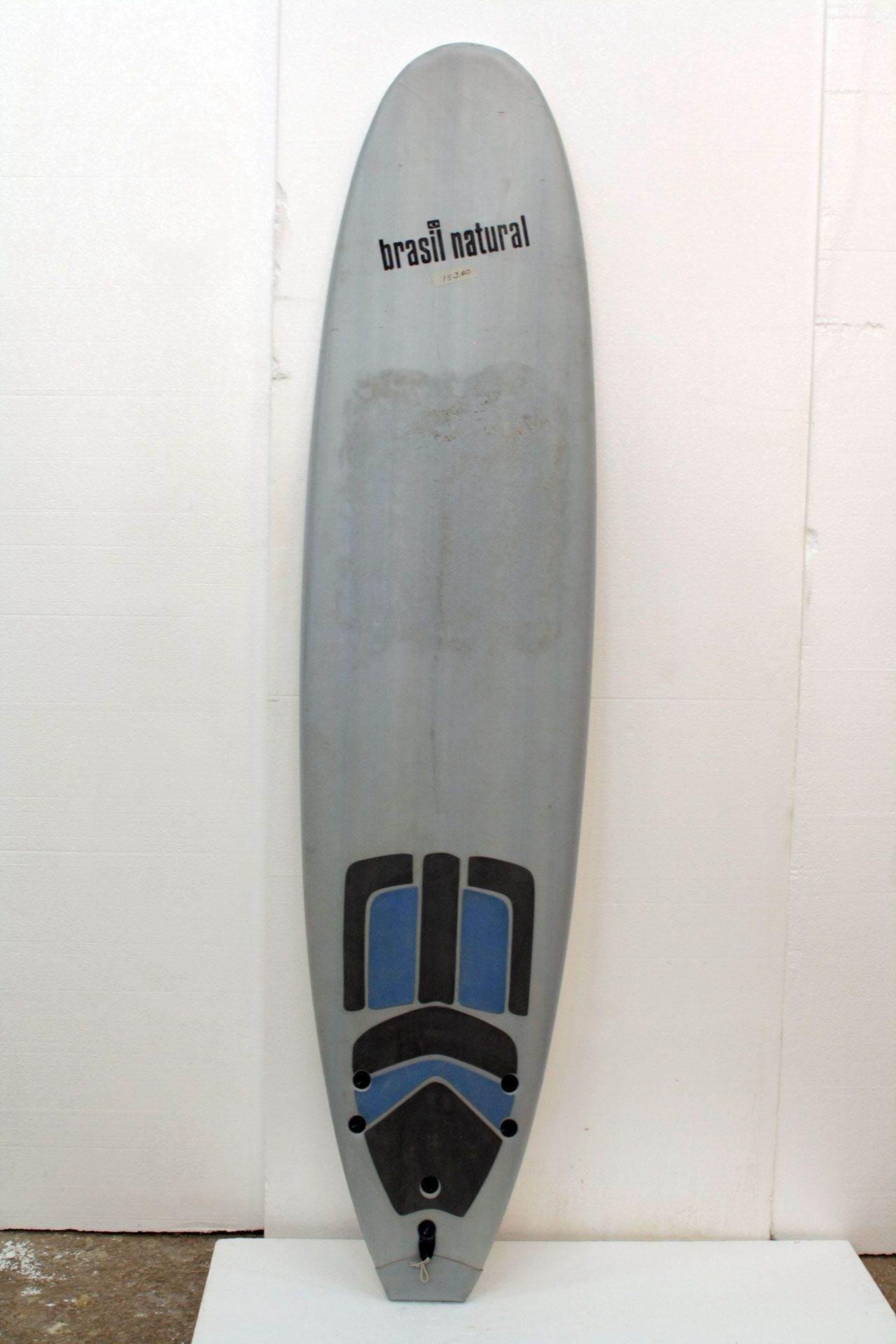16aa8a8a9 Prancha de surf fun board 7.6 Usada + kit surf - Brasil Natural - Brasil  Natural ...