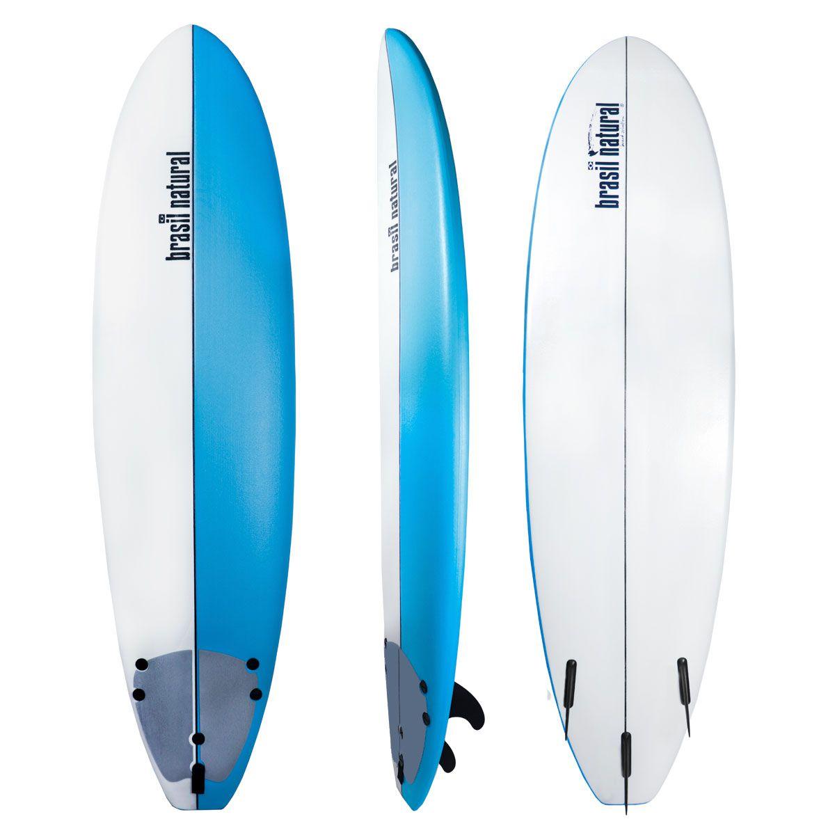 Prancha de surf infantil 5.8 edição limitada+ kit surf - Brasil Natural