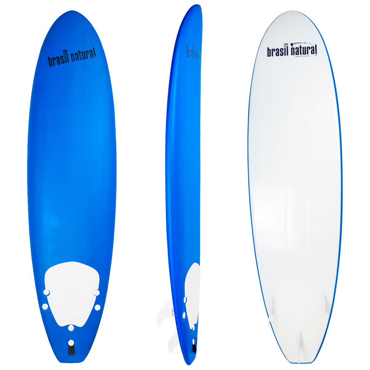 Prancha de surf infantil 5.8 NEW EDITION + kit surf - Brasil Natural