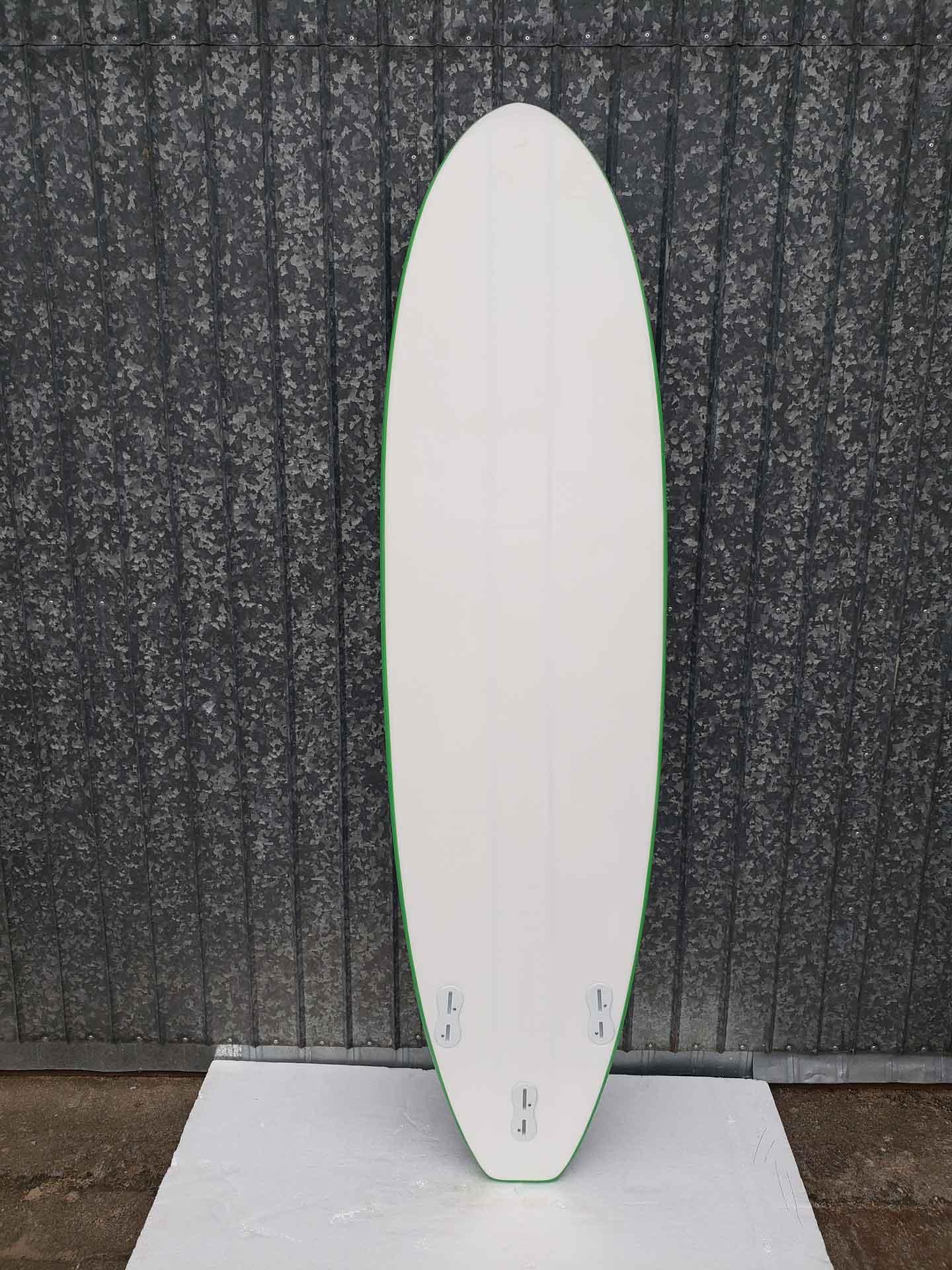 Prancha de surf infantil 6.6 + kit surf - outlet 08