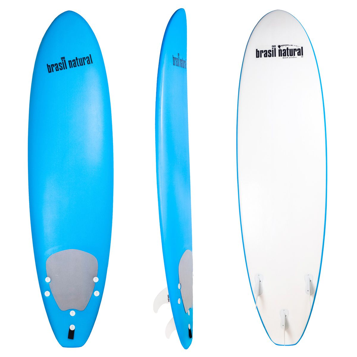 Prancha de surf infantil para crianças de até 55 KG - NEW EDITION - Brasil Natural