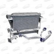 Kit Radiador + Intercooler + pressurização D20