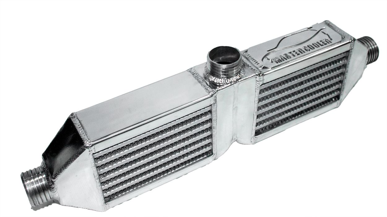 INTERCOOLER FUSCA AR
