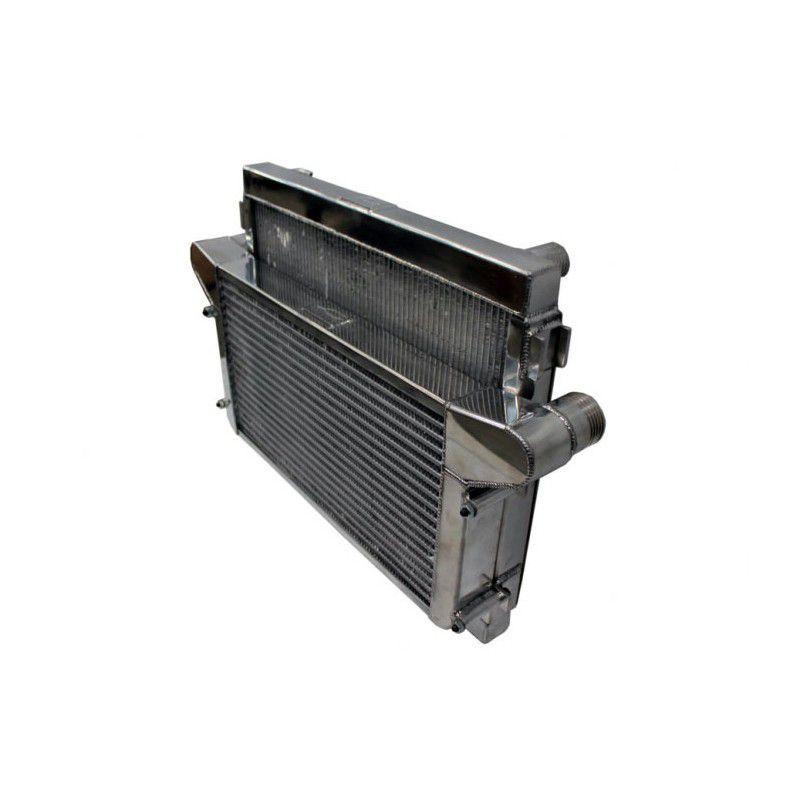 KIT TROLLER 3.0 INTERCOOLER RADIADOR COM DEFLETOR E VENTOINHA