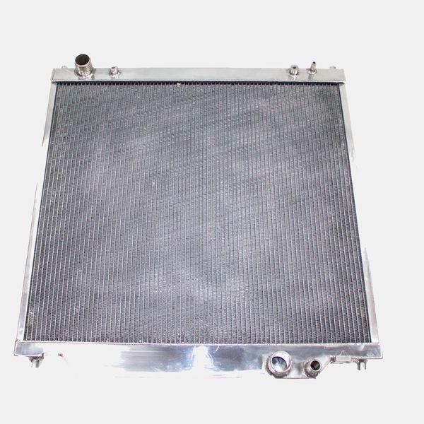 Radiador F250 com defletor e eletro