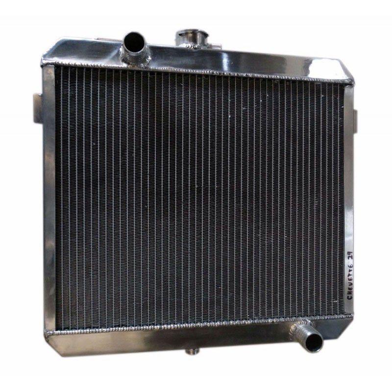 RADIADOR CHEVETTE 500 HP (ALUMÍNIO BRASADO)