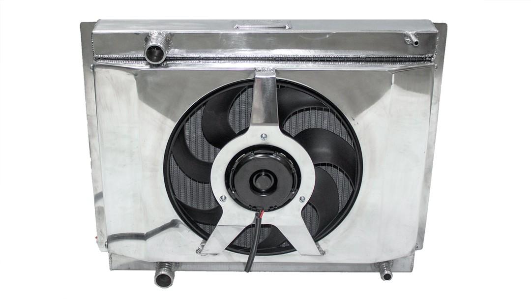 RADIADOR CJ3 PREMIUM MOTOR AP COM DEFLETOR E ELETRO