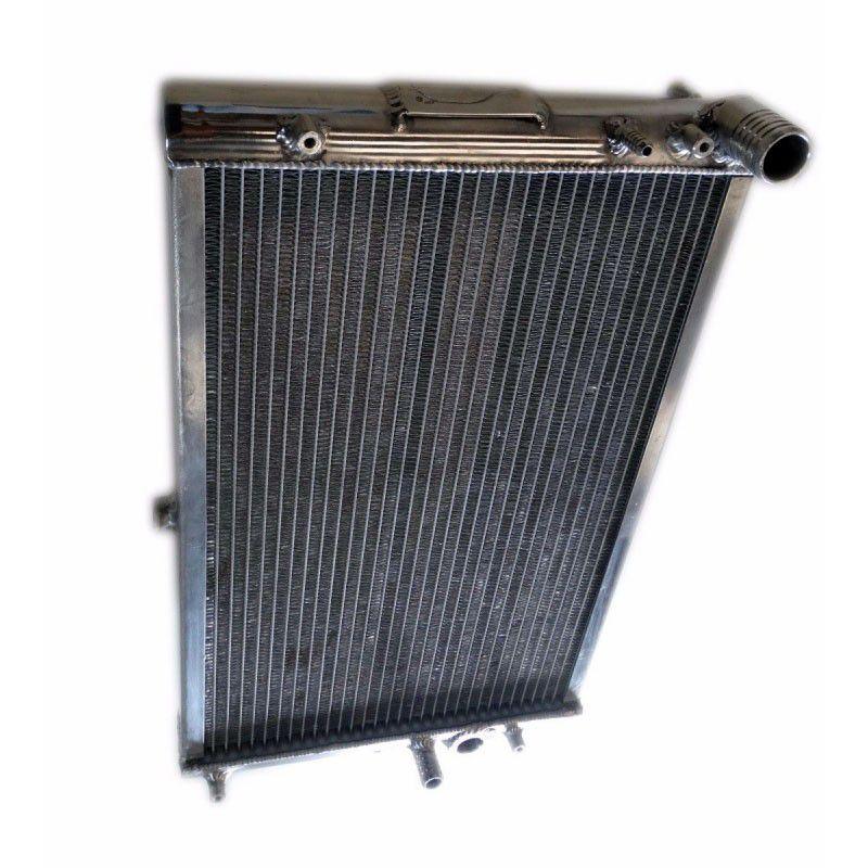 RADIADOR GOL BOLA/QUADRADO 500 HP (ALUMÍNIO)