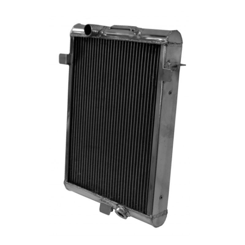 RADIADOR GOL QUADRADO 1000 HP (ALUMÍNIO PREMIUM)