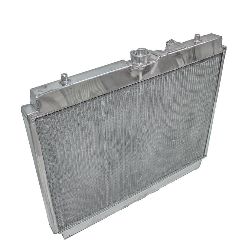 RADIADOR L200 UPGRADE COM DEFLETOR E ELETRO