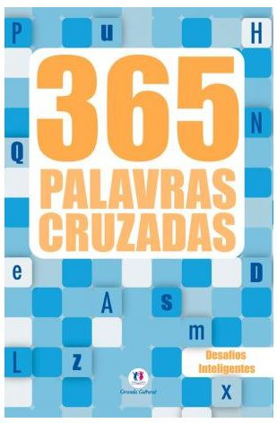 365 palavras cruzadas vol.1  348paginas