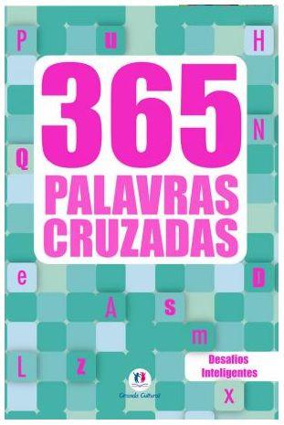 365 palavras cruzadas vol.2  348paginas