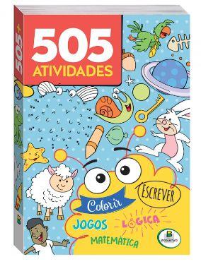 500 atividades todolivro 5+