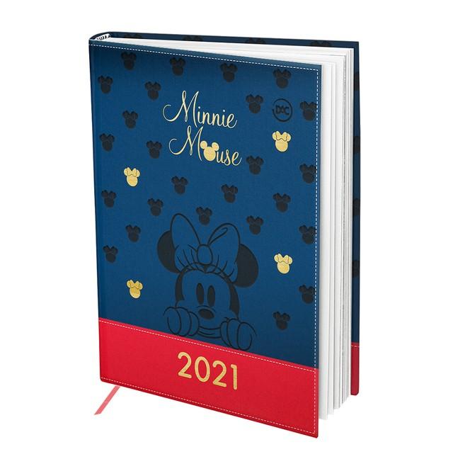 Agenda 2021 Minnie Mouse Golden