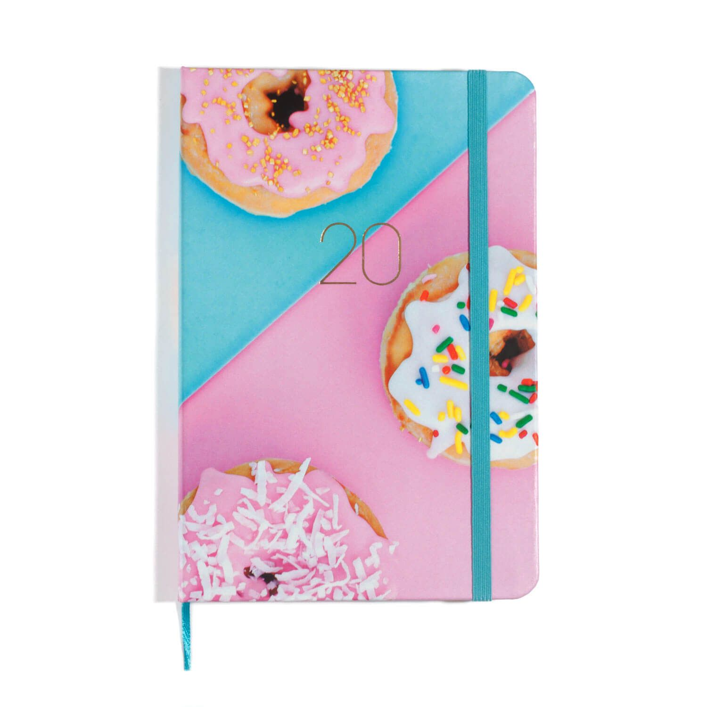 PROMOÇÃO - Agenda Planner 2020 Donuts 21x14 -  Cicero
