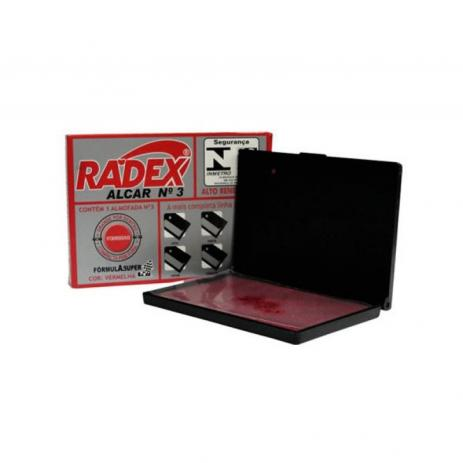 Almofada para Carimbo - Radex
