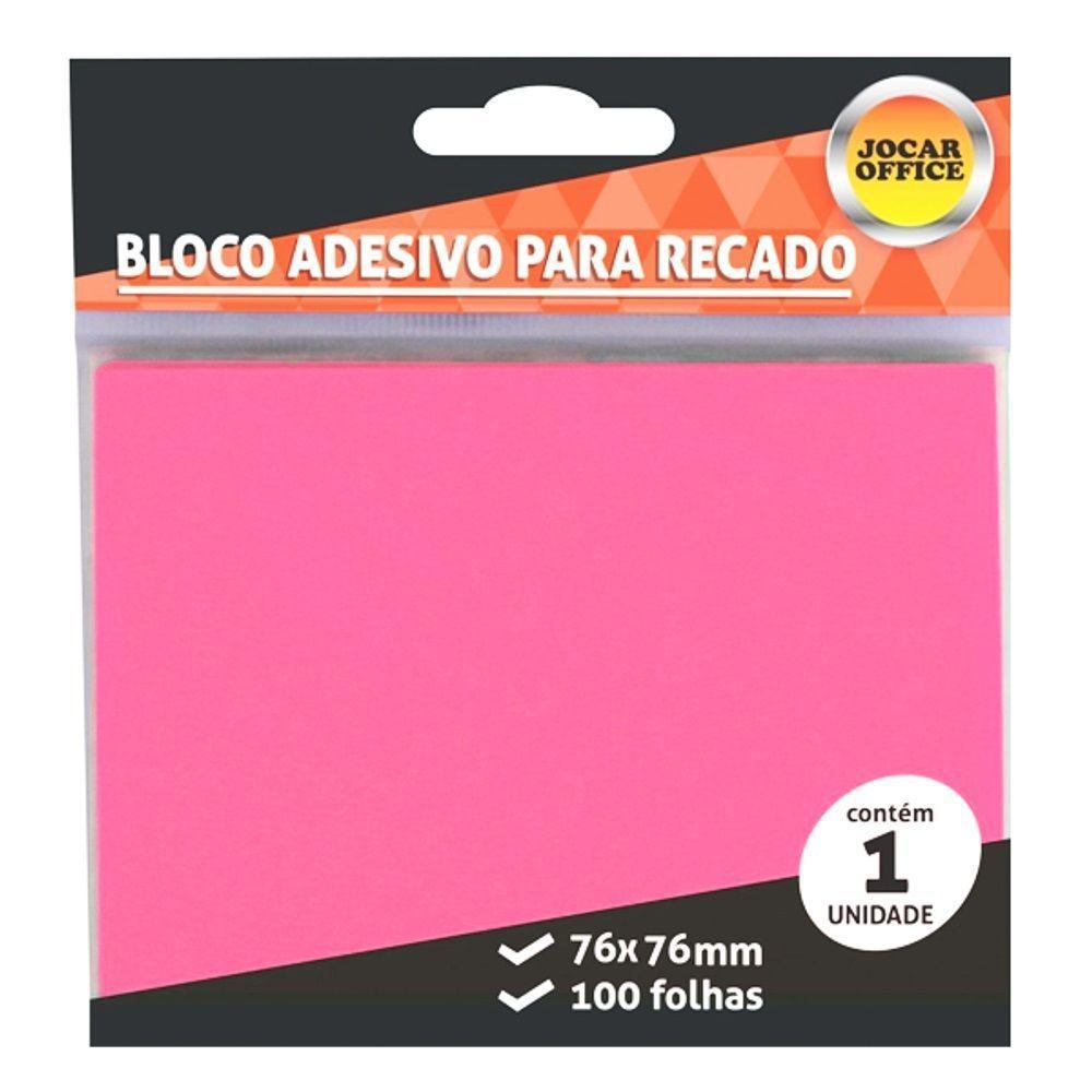 Promoção - Notas Adesivas 4 cores 76x76 - Jocar Office post-it