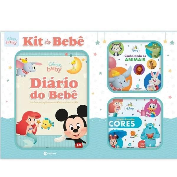 Box Disney Baby - Kit do Bebê
