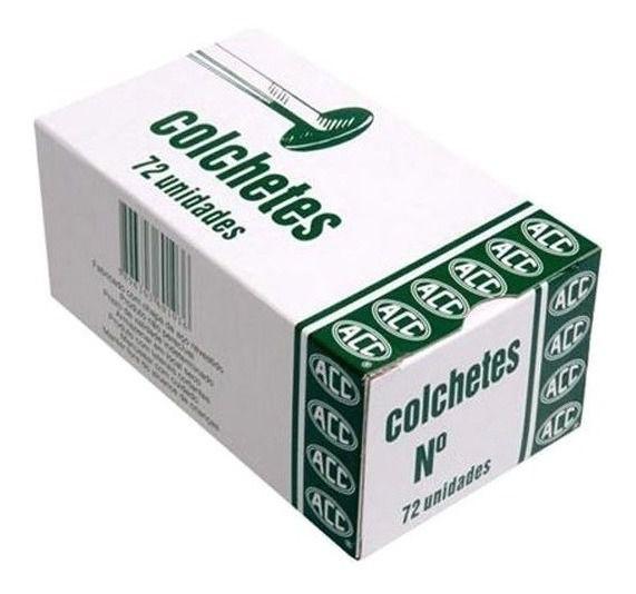 Broches Colchetes - ACC
