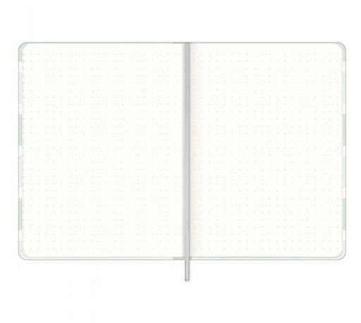 Caderneta Brochura Fitto 80 Fls Soho Média Pontilhada - Tilibra