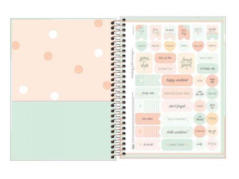 Caderno 1 Matéria 80folhas SOHO colegial - Tilibra
