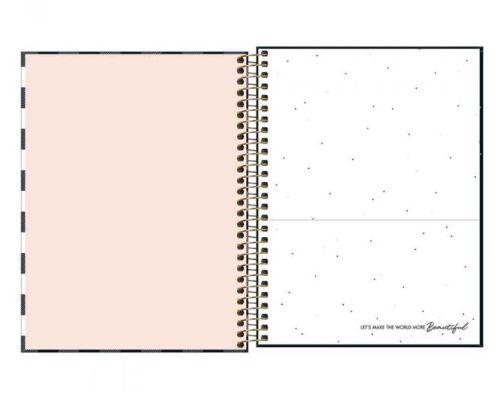 Caderno 1 Matéria 80folhas WEST VILLAGE colegial - Tilibra