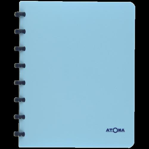 Caderno A5 72 folhas Pastel - Atoma