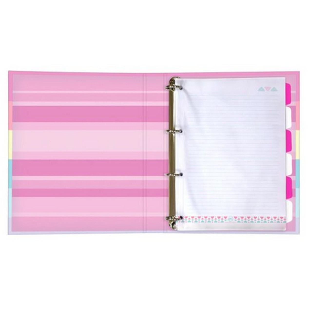 Caderno Argolado Colegial Enjoy - DAC