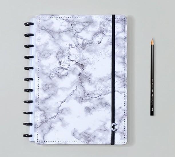Caderno Bianco Grande - Caderno Inteligente