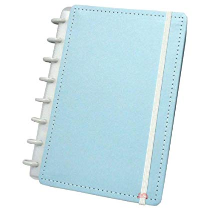 Caderno Pastel Médio - Caderno Inteligente