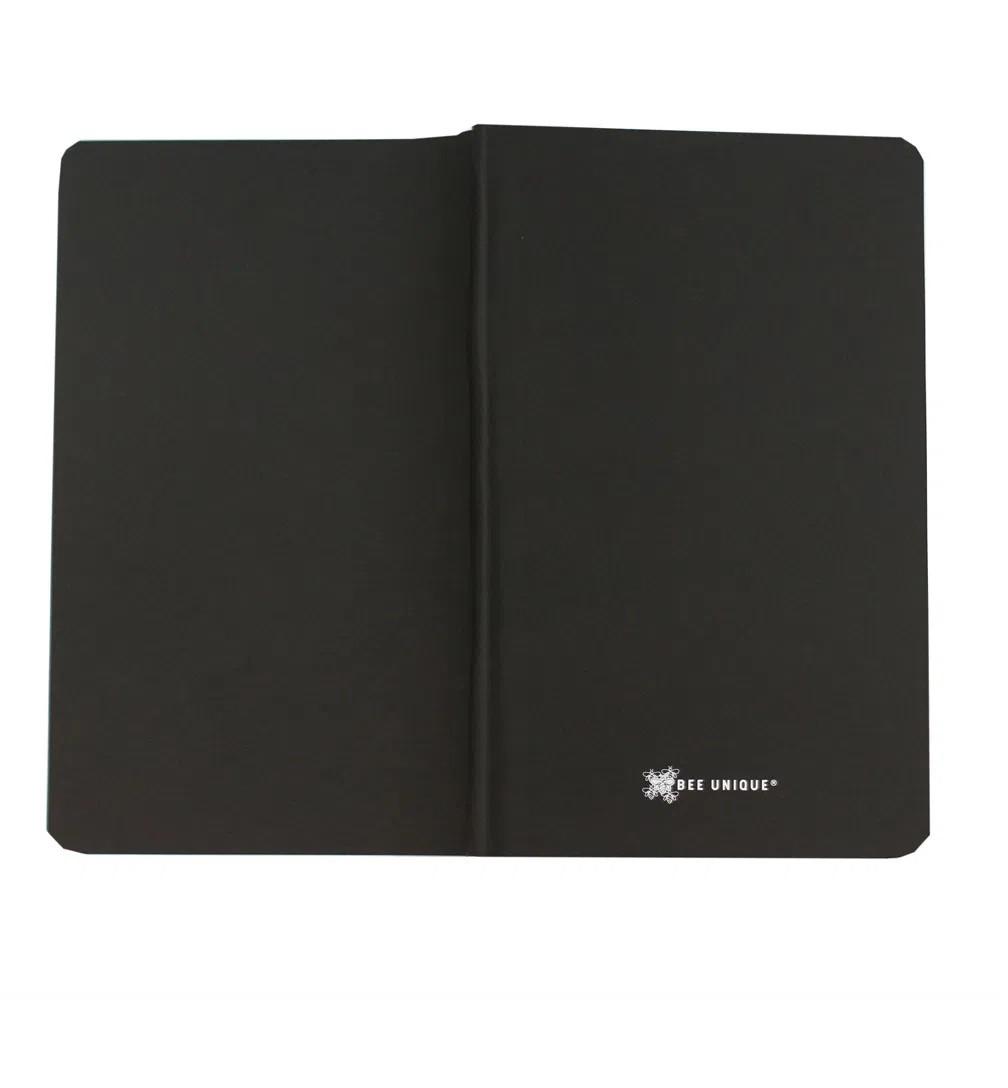 Caderno sem pauta para anotações - Bee Unique