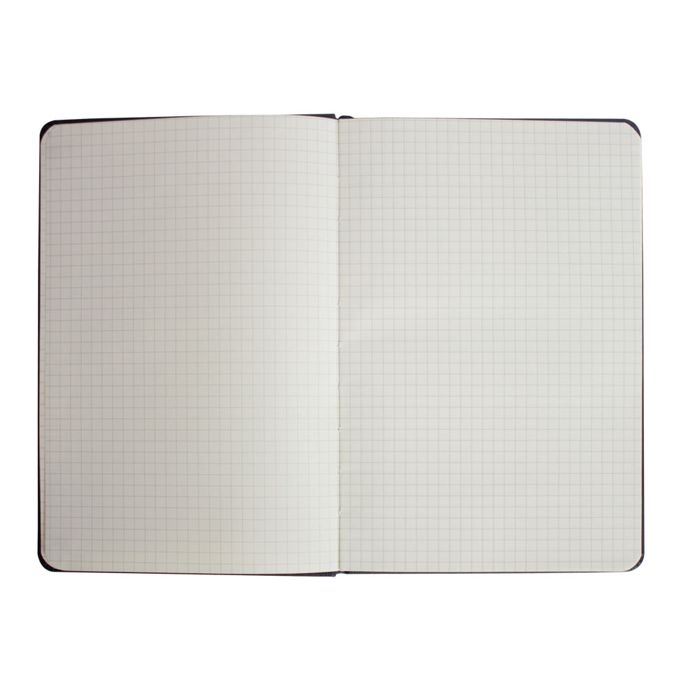 Caderno Sketchbook Quadriculado Bee Unique Rosa Pastel 70g A5 160 Páginas