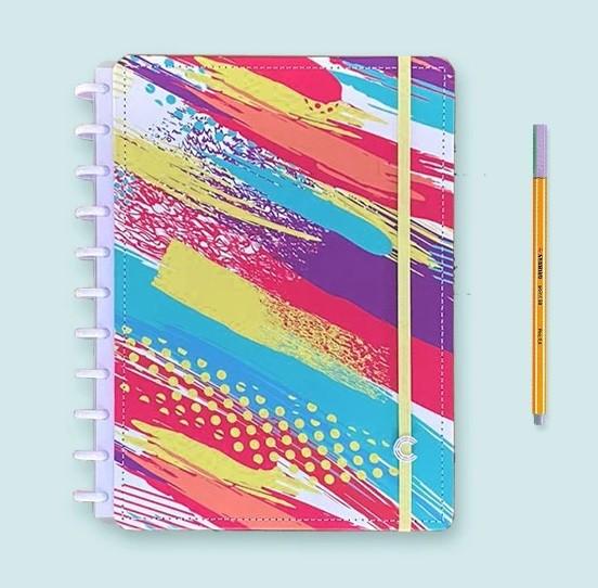 Caderno Tibum! Grande - Caderno Inteligente
