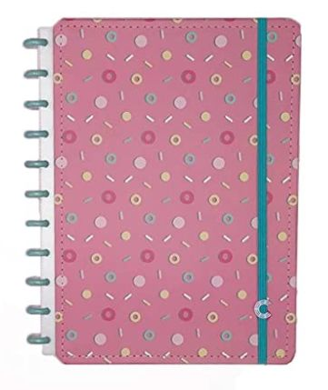 Caderno  Universitário LOLLY - Caderno Inteligente