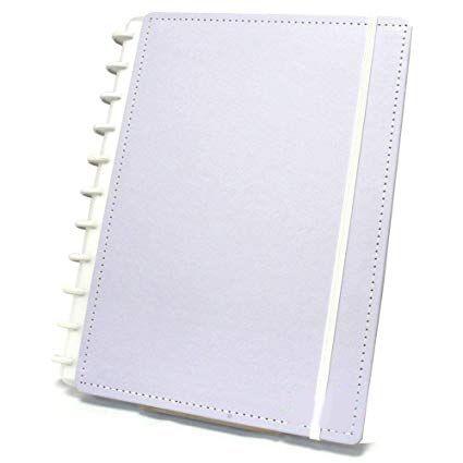 Caderno Universitário Pastel - Caderno Inteligente