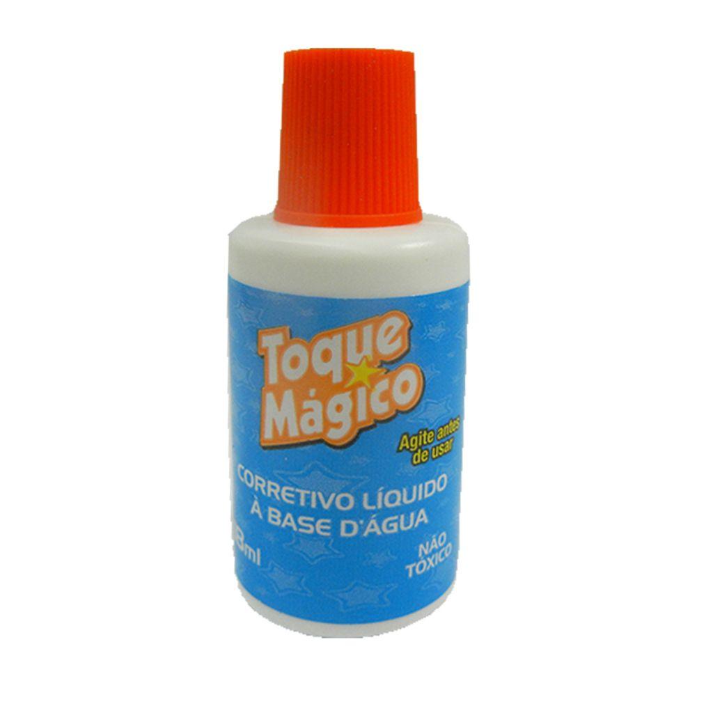 Caixa corretivo toque mágico