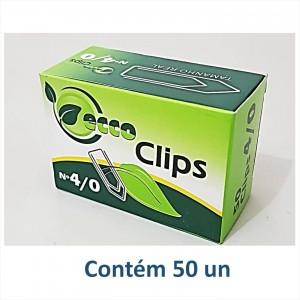 Caixa de clips 4/0 com 50 - Eccoclips