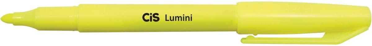 Caixa marca-texto Lumini 12 unidades- CIS